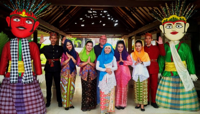 Team in Putri Duyung